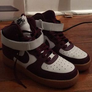 Nike Air Force Customized